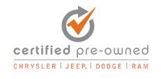 Dodge Certified