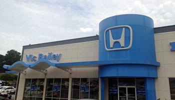 Vic Bailey Honda dealership in Spartanburg, SC