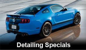 Detailing Specials