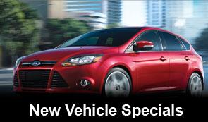 New Vehicle Specials