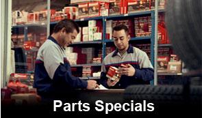 Parts Specials