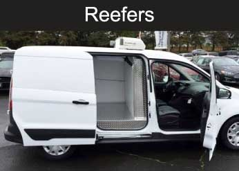 Refrigerated Vans