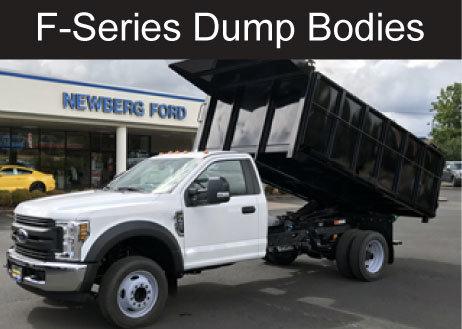 F-Series Dump Bodies