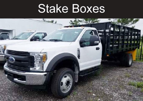 Stake Boxes