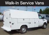 Walk-In Service Vans