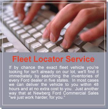 Fleet Locator Service