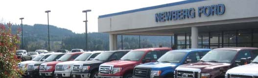 Hours of Operation at Newberg Ford