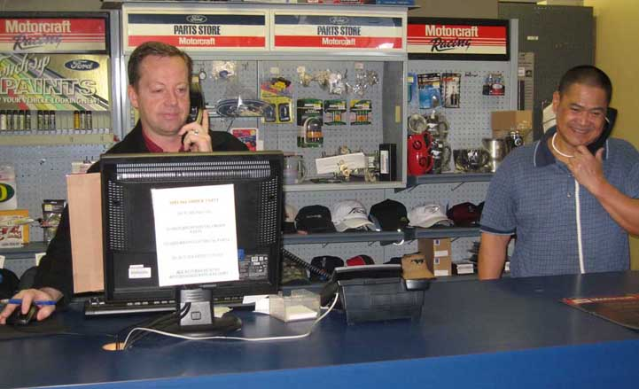 Newberg Ford Parts Department | Newberg, OR Genuine Ford ...