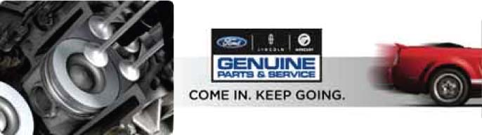 Service Information at Newberg Ford
