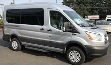We Offer 4x4 Van Conversions For