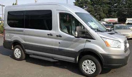 ford commercial vans 4x4 vans serving oregon and washington