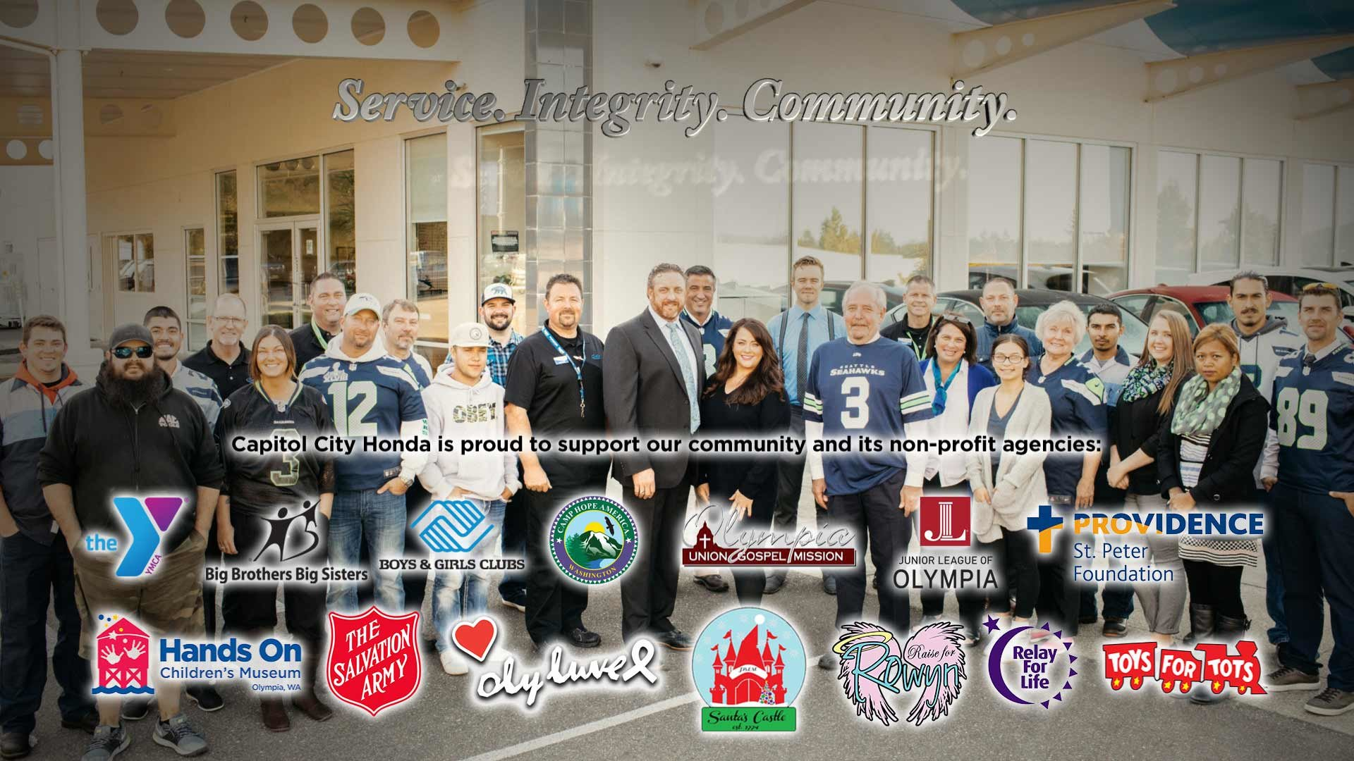 Capitol City Honda Charities