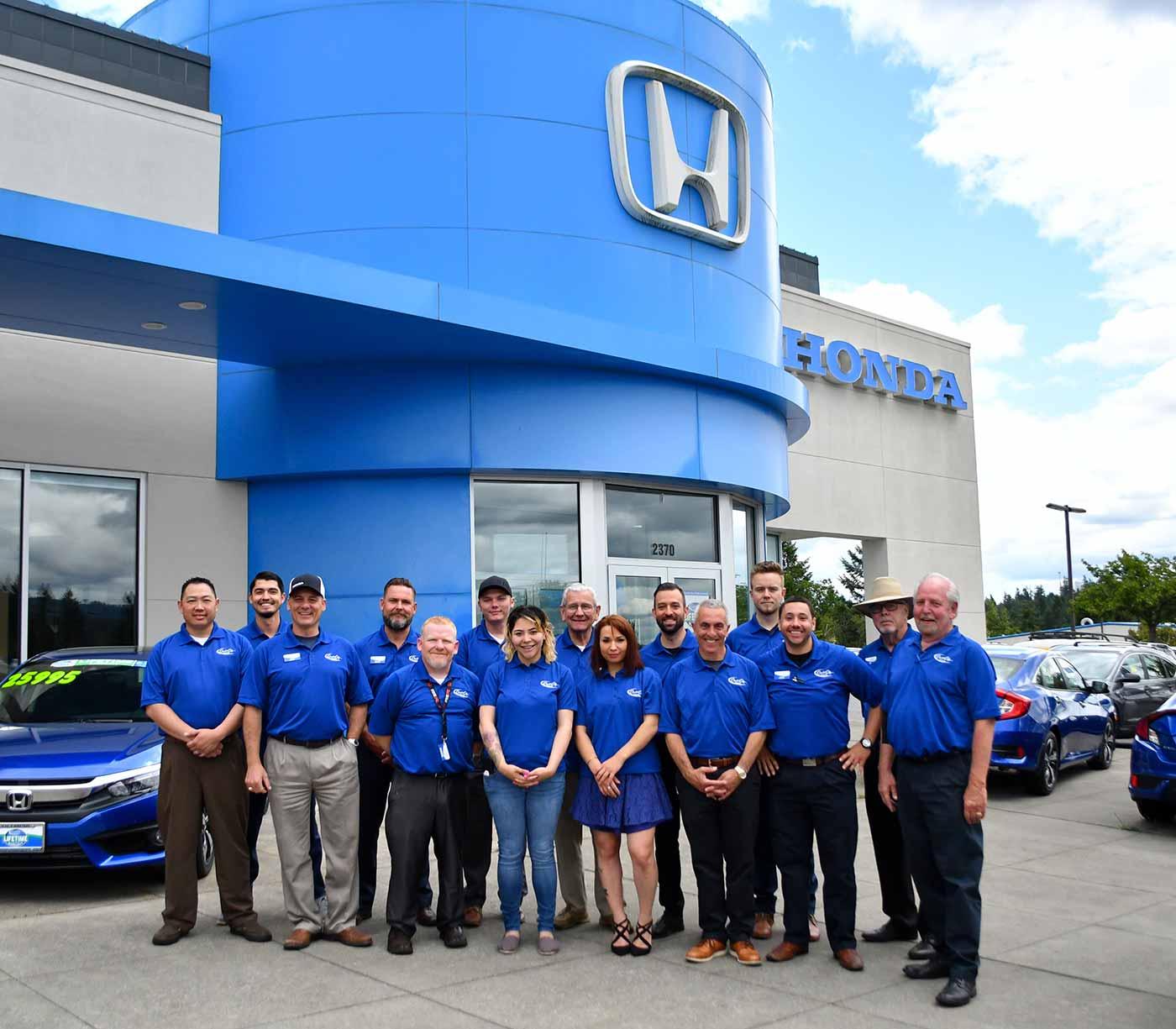 Capitol City Honda Team