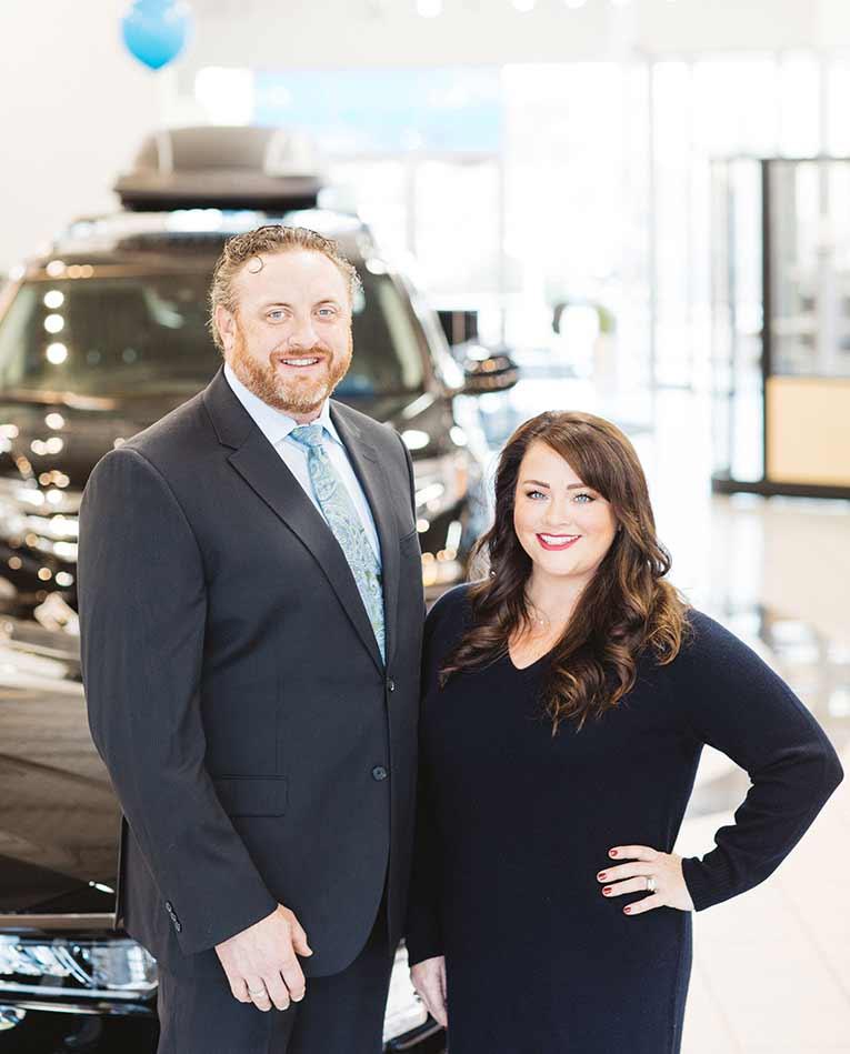 Kelly & Chris Levesque