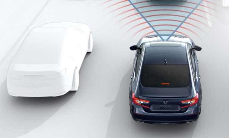 What is Honda Sensing