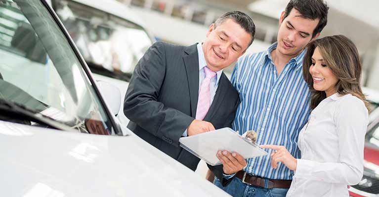 Bring your vehicle to us For inspection