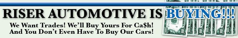 Riser Motors Buys Cars