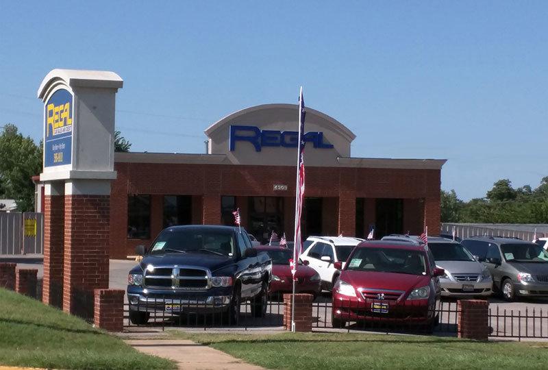 Regal Car Sales - Lawton