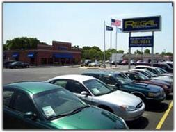 Regal Car Sales - Tulsa