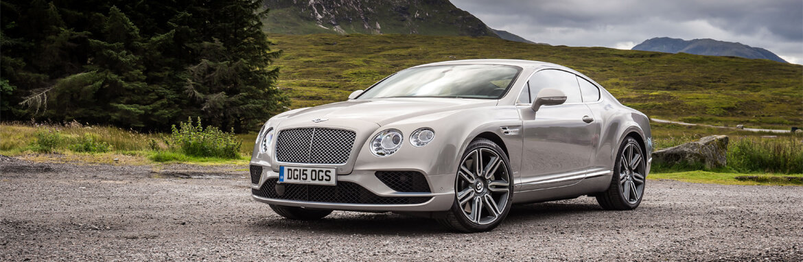 Bentley Continental Banner