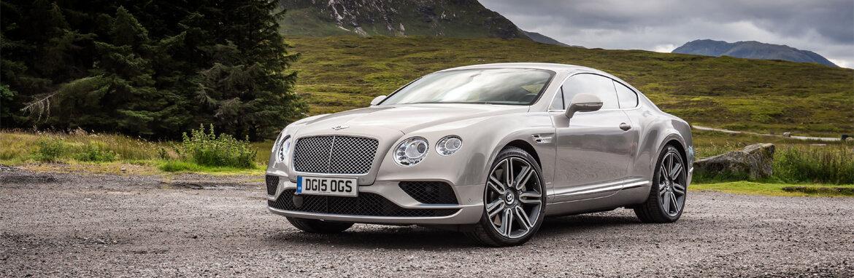 Bentley Continental Banner