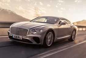 Bentley Continental GT Gallery 1