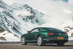 Bentley Continental GT Gallery 2