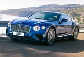 Bentley Continental GT Gallery 3