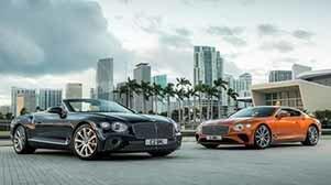 New Continental GT V8