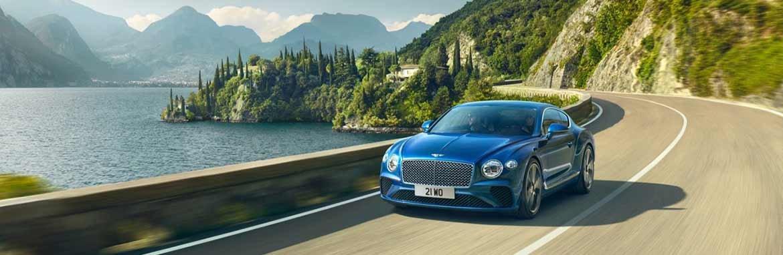 Bentley Continental Range