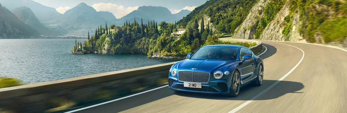 Bentley Continental Range