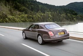 Bentley Mulsanne Gallery 1