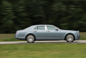 Bentley Mulsanne Gallery 3