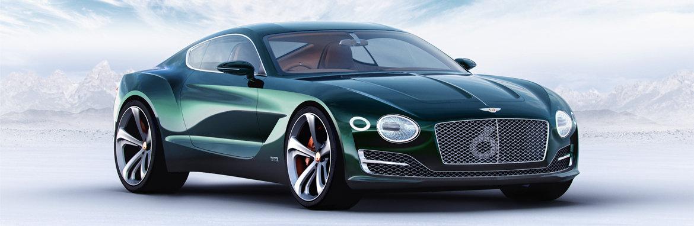 Bentley 2018 EXP 10 Speed 6 Concept Banner