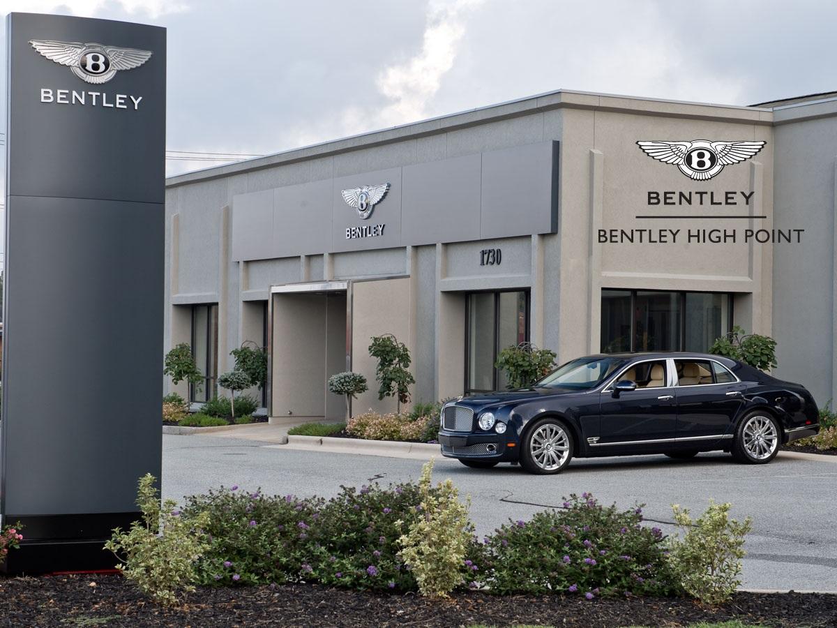 Bentley High Point Dealership