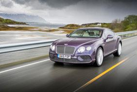 2017 Bentley Continental