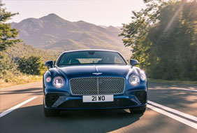 All New Bentley Continental