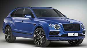 Bentayga Design Series