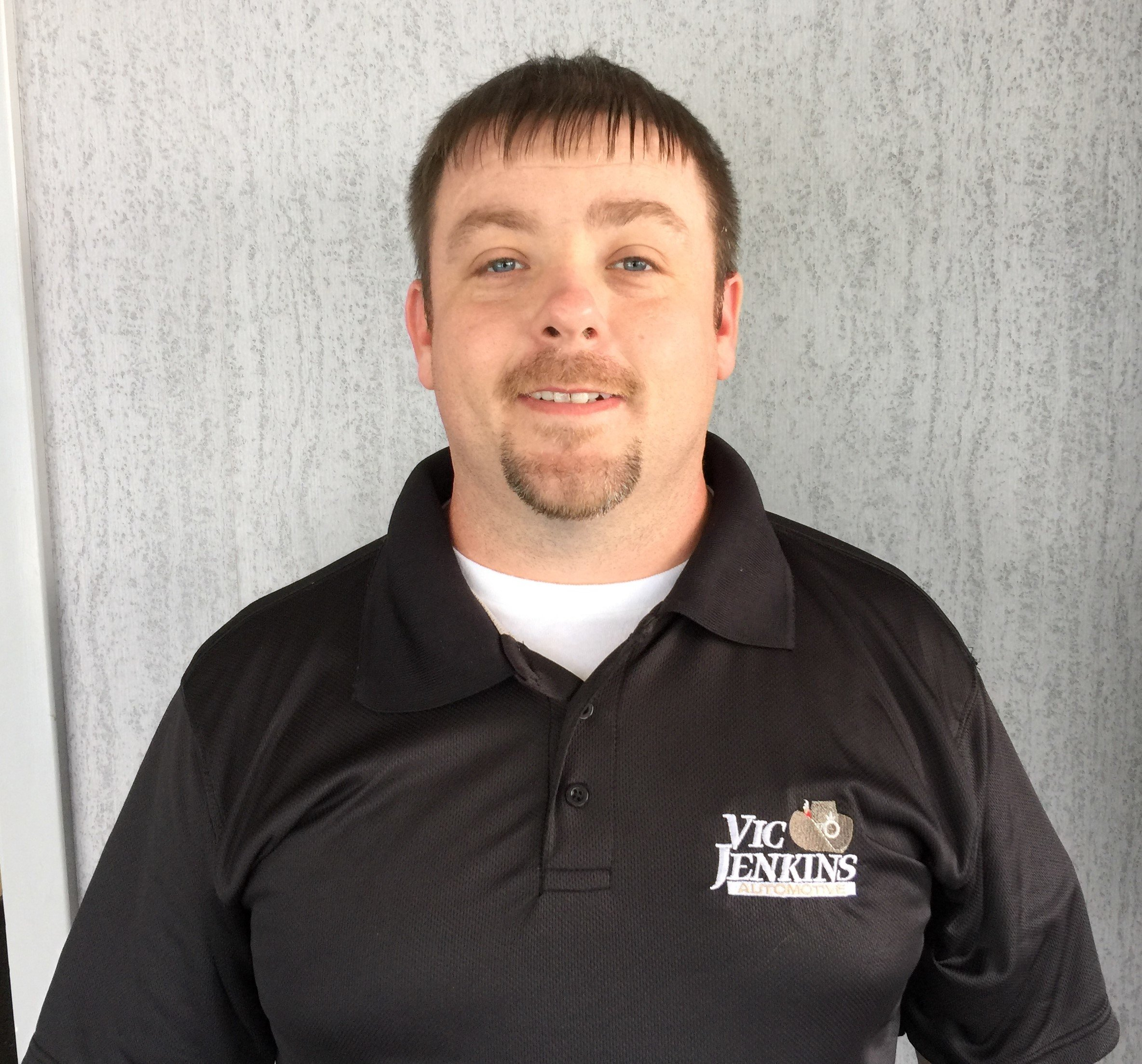 Tim Huntsman - Parts Manager