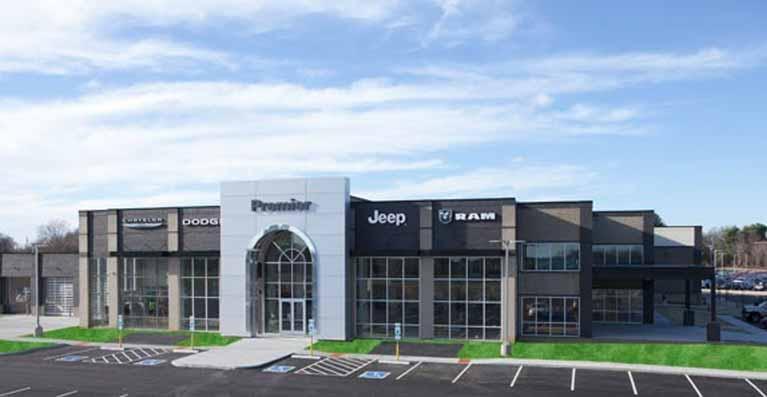 Chrysler Dealership - Mt Juliet