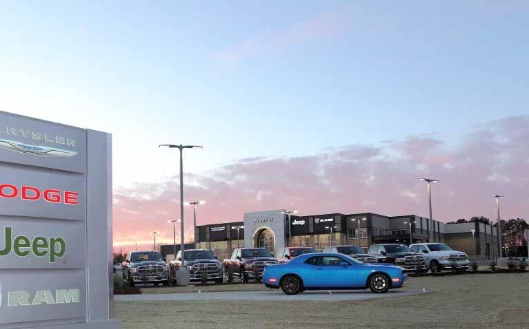 Dodge Dealership - Mt Juliet