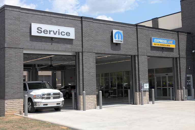 Dodge Service - Murfreesboro