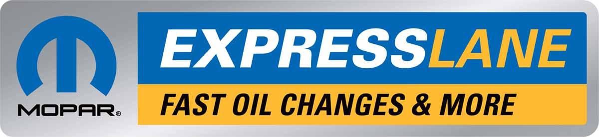 Express Lane banner