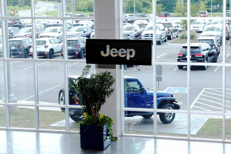 Jeep Parts - Mt Juliet