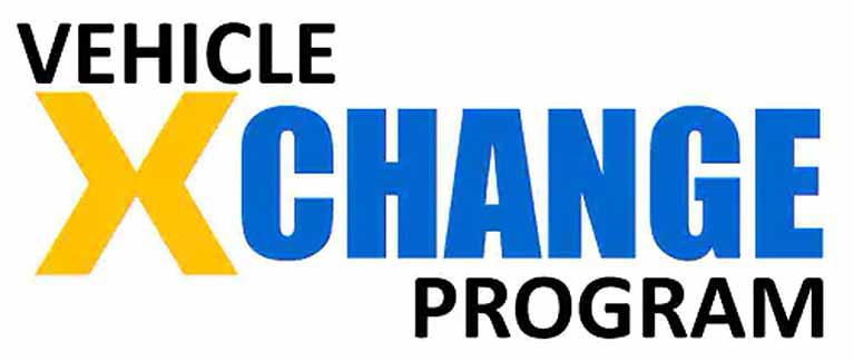 3-Day, 300-Mile Used Vehicle Exchange Program logo