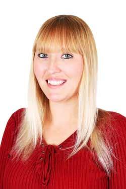 Kendra Hudson - Receptionist