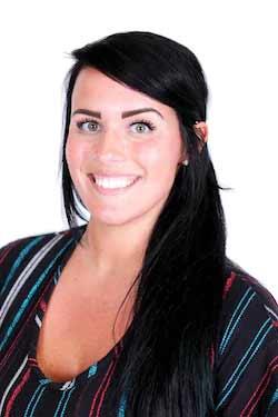 Nikki Bates - Office Clerk