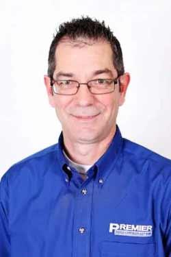 Chris Brasil - Parts Manager