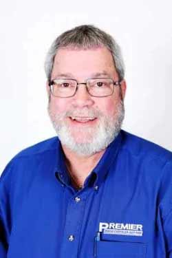 Martin McCormack - Parts Technician