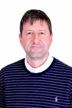 Jeremy Brooks - Finance Manager